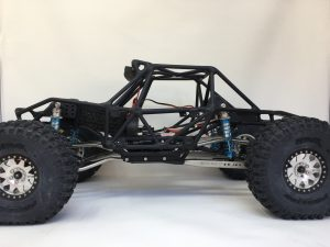 BGR Fabrications All Options Bomber Build