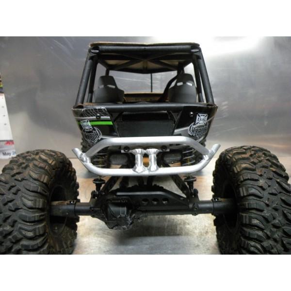 BGR FABRICATIONS Axial Wraith V1 Rear Bumper